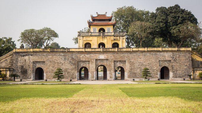 Cùng Khám Phá Di Tích Hoàng Thành Thăng Long Hà Nội