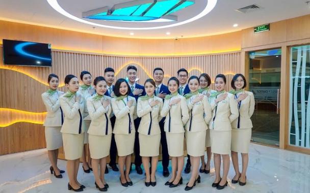 Bamboo Airways đưa Vào Sử Dụng Phòng Chờ Hạng Thương Gia Tư Nhân đầu Tiên Tại Nội Bài
